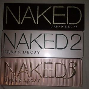 Naked Palette BUNDLE
